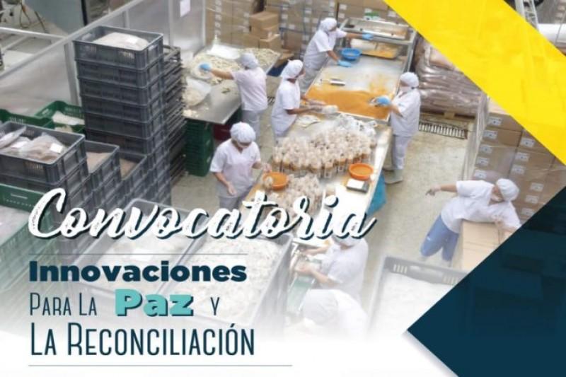 Convocatoria Proyectos para el Fortalecimiento de Iniciativas Innovadoras Productivas – Colombia 2017